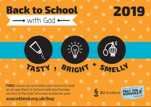 Back to School with God | Pray For Schools